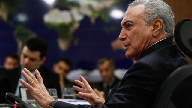 Em nota, Planalto diz que Temer não interferiu no Decreto dos Portos