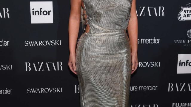 Kim Kardashian revela ter ficado loira para agradar Kanye