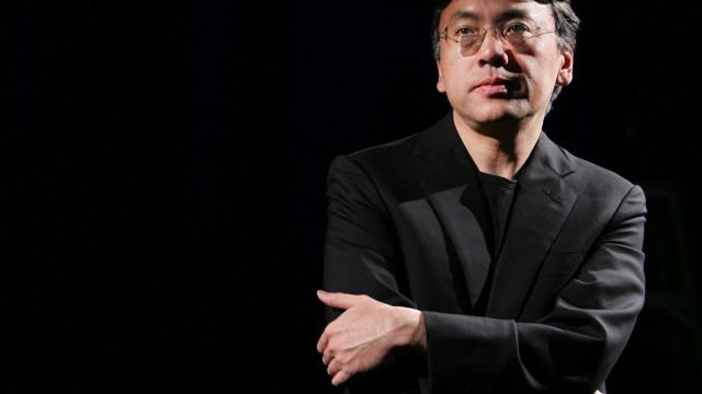 Kazuo Ishiguro é o novo Nobel de Literatura