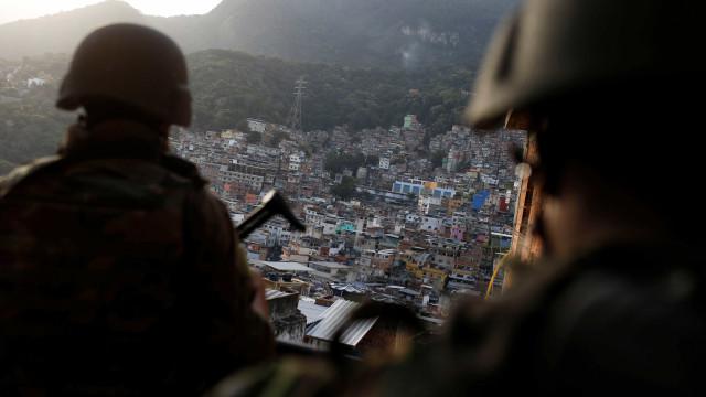 Polícia desvenda possível motivo de desavenças na Rocinha