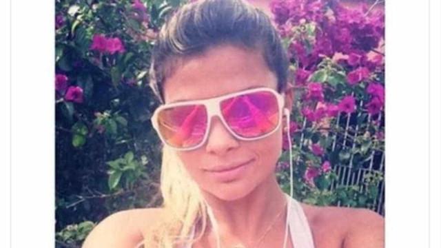 Polícia prende Danúbia Rangel, mulher do traficante Nem