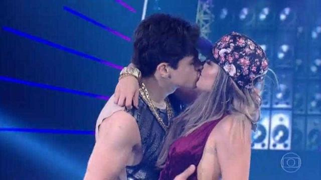 Amiga de Lucas Veloso e bailarina do Faustão diz: 'Eles estão juntos!'