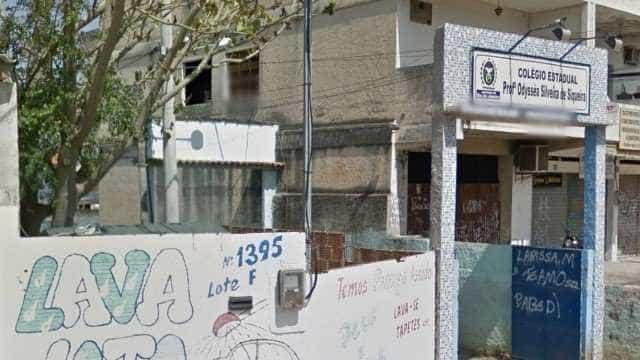 Adolescente de 13 anos é vítima de bala perdida dentro de escola no RJ