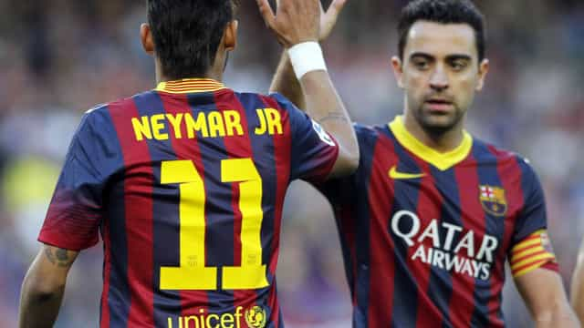 Xavi revela motivo da ida de Neymar para o PSG