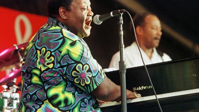 Lenda do rock, Fats Domino morre aos 89 anos