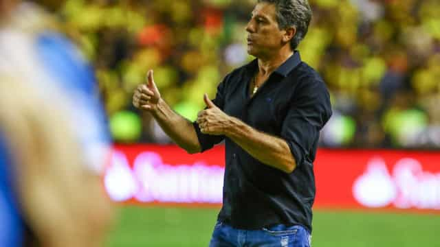 'Temos uma boa vantagem, mas não estamos na final', diz Renato