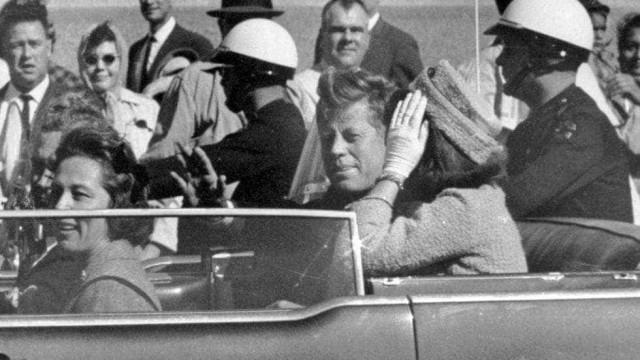 Assassinato de Kennedy foi um problema para KGB