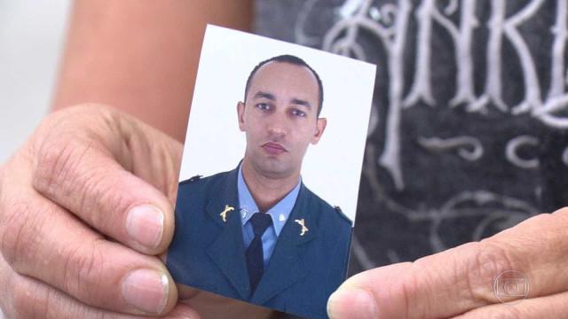 'Estou dilacerada', diz mãe de policial militar morto no Rio