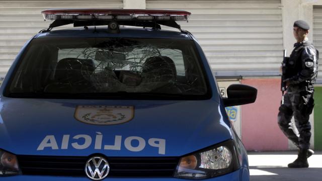 PM é baleado durante confronto com criminosos na Zona Norte do Rio