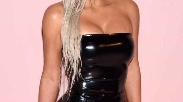 Kim Kardashian ficou 'desesperada' quando viu fotos polêmicas no México