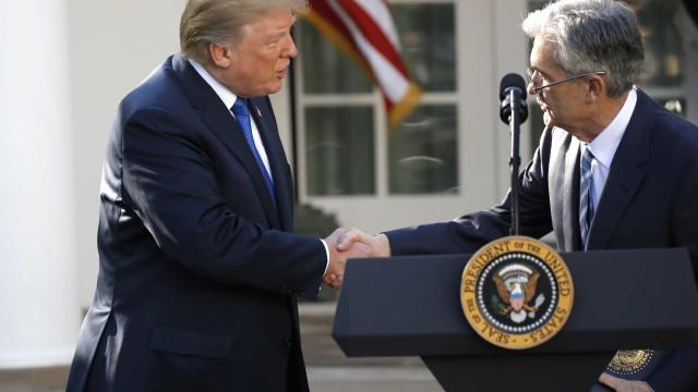 Trump escolhe Jerome Powell como novo presidente do Fed