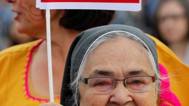 Presidentes do Peru e da Argentina pedem eleições na Venezuela