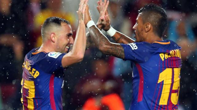 Em dia especial para Messi, Barcelona derrota Sevilla por 2 a 1