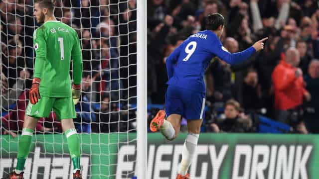 United perde para Chelsea e vê City disparar no Campeonato Inglês