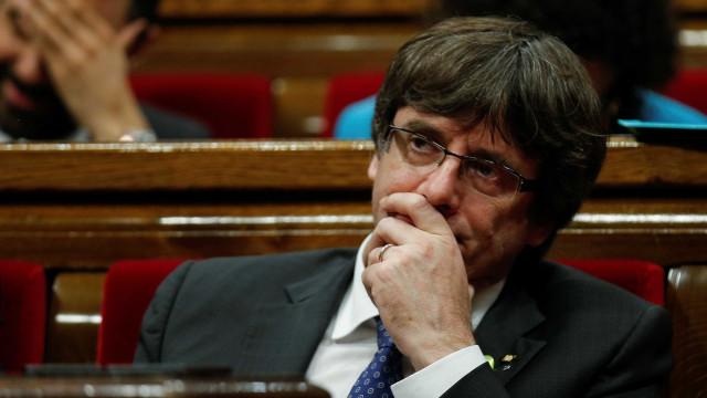 Ex-presidente da Catalunha é preso na Bélgica