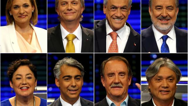 Chile tem audiência alta para último debate antes de eleições