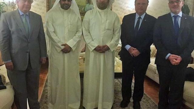 Exportações: Maggi se encontra com ministro saudita em São Paulo