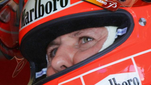 Schumacher apresenta 'sinais de melhora', diz amigo