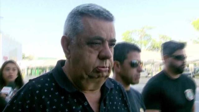 Picciani é levado para depor no Rio; filho é preso em MG