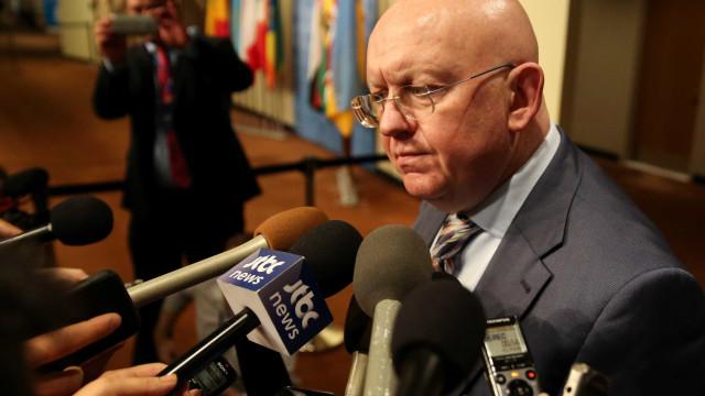 Rússia veta projeto norte-americano de resolução sobre a Síria