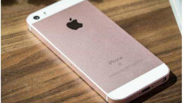 Novo iPhone da Apple deve ser lançado com telas menores