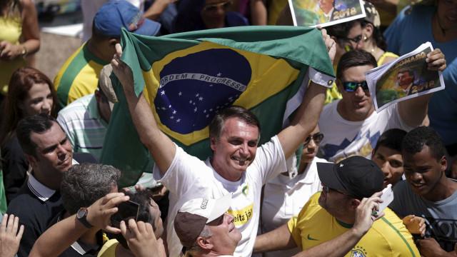 Bolsonaro confunde Uberlândia com cidade paulista e pede desculpas