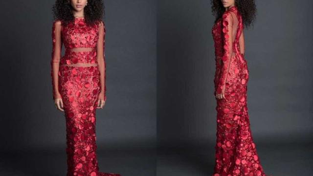Brasileira desfilará com vestido com pedras preciosas no Miss Universo