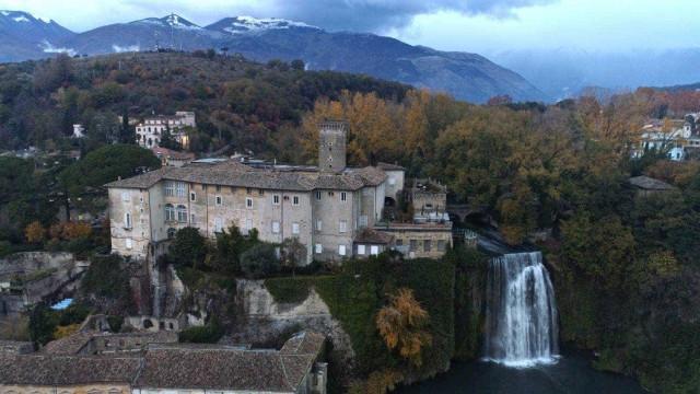 Itália lança circuito turístico de castelos e vilas reais
