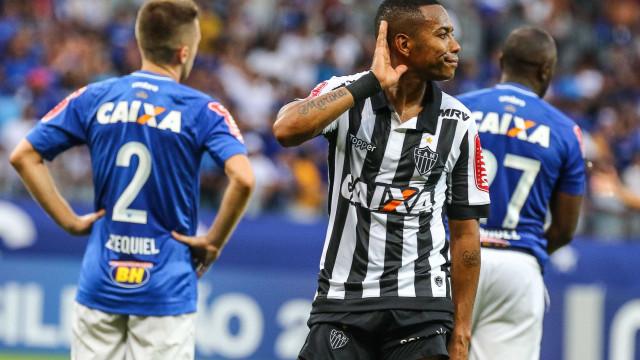 Santos inicia oficialmente negociações por Robinho