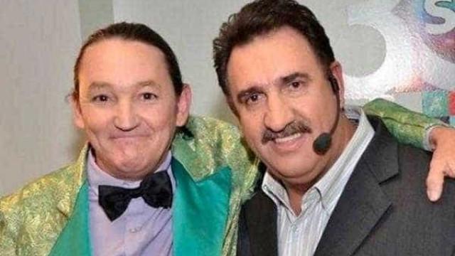 Marquito, assistente de palco de Ratinho, sofre acidente de carro