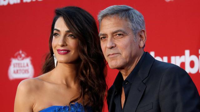 'Qual o sentido em ser pai senão fizero trabalho sujo?', diz Clooney