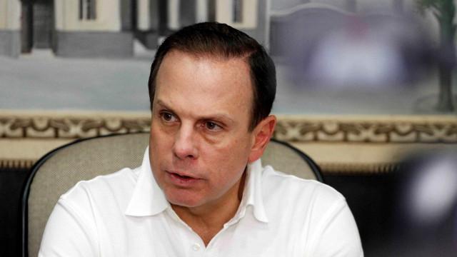 Doria demite gestor que admitiu 'problema com enchente' em janeiro
