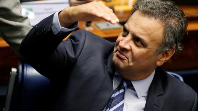 Planilha apreendida com Aécio revela distribuição de cargos no governo