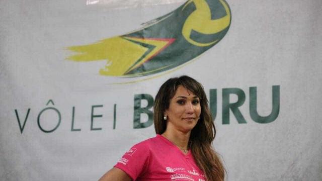 Primeira trans na história da Superliga, Tifanny estreia pelo Bauru