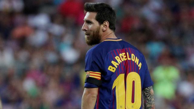 Messi está perto de superar marca de Pelé
