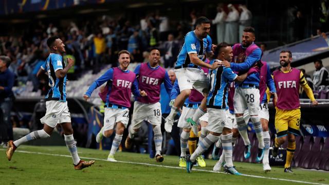 Grêmio vence o Pachuca e está na final do Mundial de Clubes