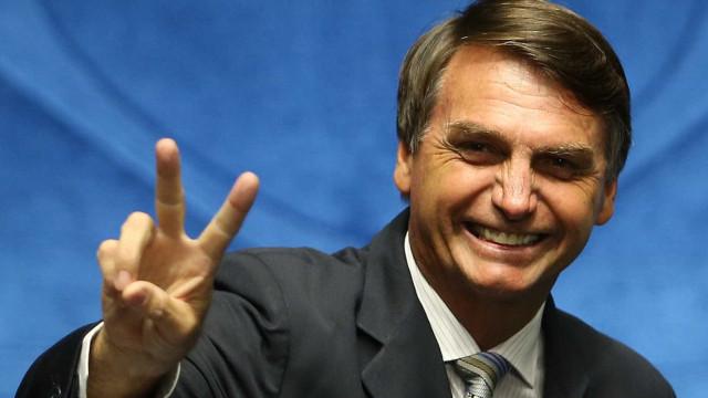 Bolsonaro é o presidenciável mais influente nas redes sociais