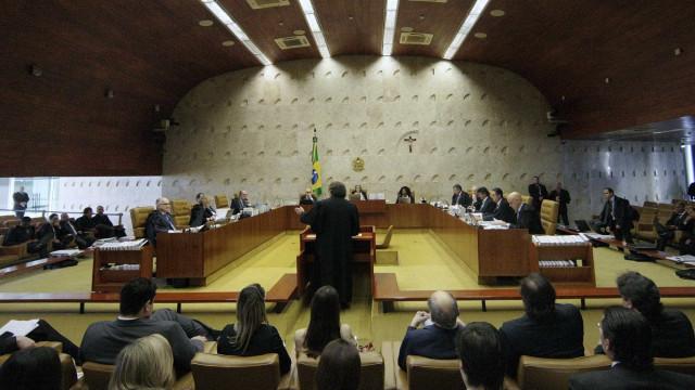 Denúncia contra políticos acusados com Temer deve prosseguir, diz STF