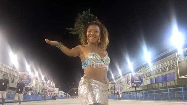 Anã, passista da Viradouro denuncia preconceito em loja do Rio