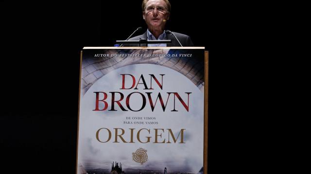 Livro de Dan Brown é o mais vendido no Brasil e em mais 5 países