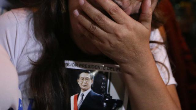 Alberto Fujimori recebe perdão humanitário 'por motivos de saúde'