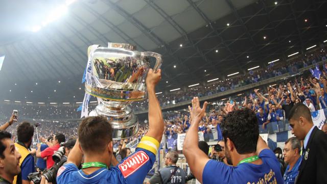 Cruzeiro: maior vencedor nacional de 2017