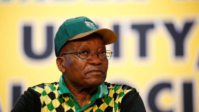 Corte da África do Sul quer impeachment de presidente