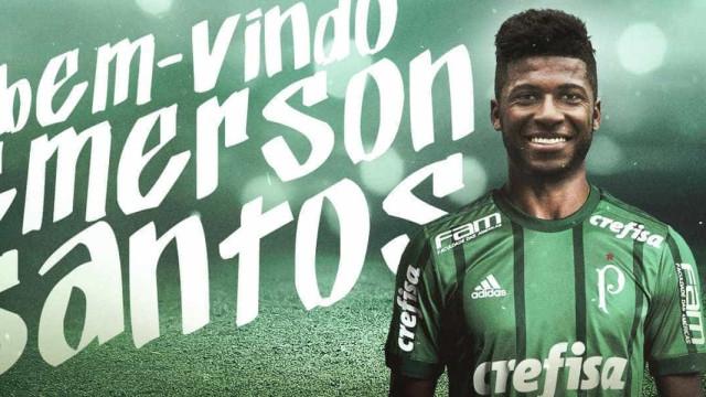 Palmeiras anuncia contratação de zagueiro ex-Botafogo