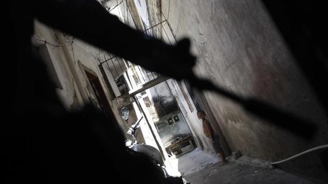 Tiroteio na Favela do Jacarezinho atrasa circulação de trens