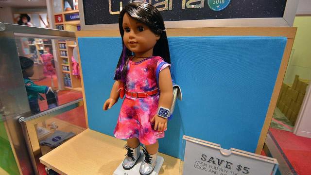 Nasa e Mattel criam boneca astronauta para inspirar meninas