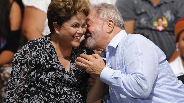 Dilma vai abrir 'vigília' na frente de tribunal para julgamento de Lula