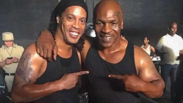 Ronaldinho Gaúcho, Tyson e Van Damme no trailer de 'Kickboxer'; veja
