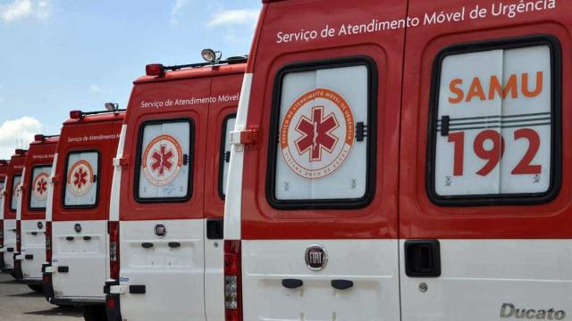 Natal: Samu cobra salários atrasados e reduz número de ambulância