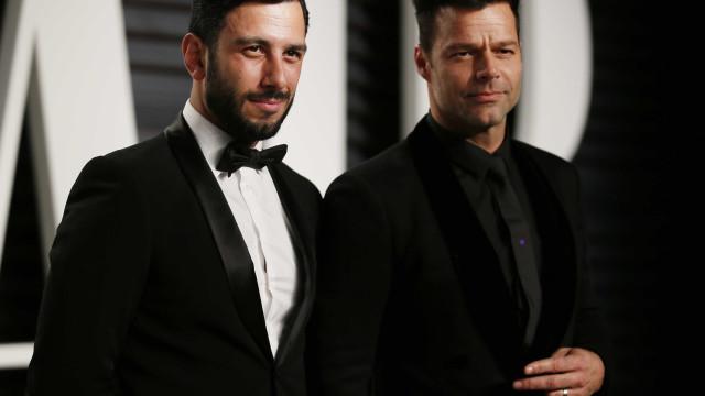 RickyMartin se casa em segredo comJwan Yosef